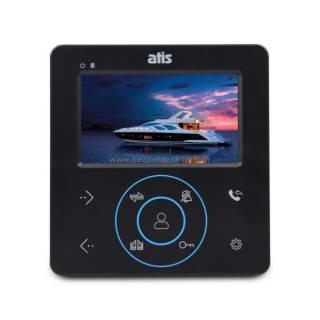 """Відеодомофон 4"""" ATIS AD-480W/ на 2 панелі виклику/сенсорні кнопки 2"""