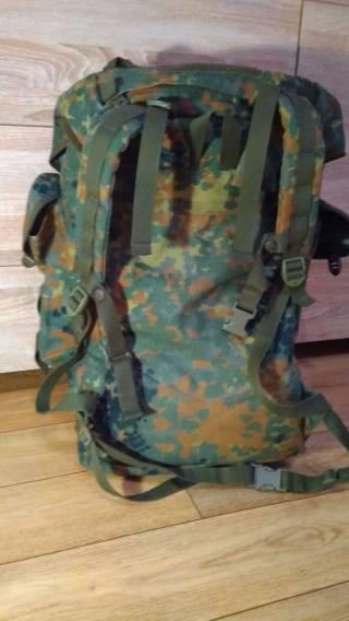 Рюкзак бундесвера 65л (б/у оригинал) 2