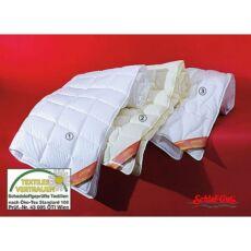 Антиаллергенное одеяло F.A.N. Schlafgut Natur Cotton 155x200