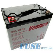 Аккумулятор Ventura GPL 12-80 L