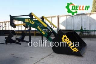 Усиленный погрузчик на трактор МТЗ-80,82,920,1025 - Деллиф Стронг 1800