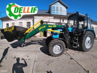 Кун на трактор МТЗ-80, 82, 920, 1025, ЮМЗ, Т-40 - Деллиф Бейс 1600