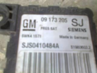 09173205 5wk41571, 419805086 Датчик AIR BAG Opel Omega B 1995