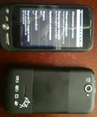 """FG8 Android GPS, WIFI, BT, 3.6"""", 2SIM, камера 2Mp, Multi-Touch Screen"""
