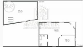Сдам трёхкомнатную квартиру в Вишнёвое  киево святошинский район 10