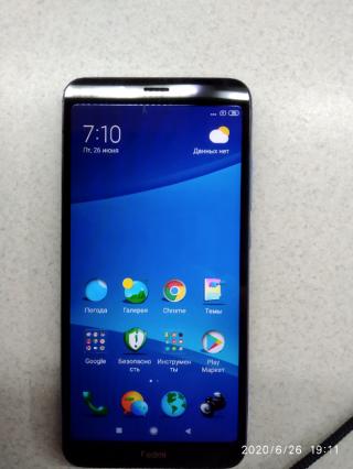 Xiaomi redmi 7a 2/16 телефон смартфон