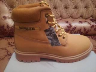 Ботинки Желтые, Модные, Новые