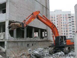 Предоставляем услуги по демонтажу коттеджей, построек и гаражей