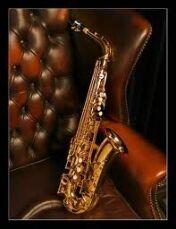 Музыкальная терапия под саксофон