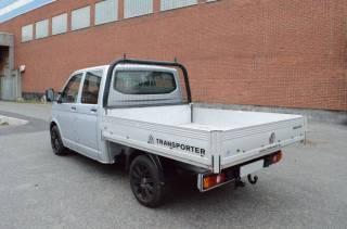 Volkswagen Transporter Double Cab 2.5 TDI 3