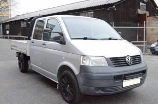 Volkswagen Transporter Double Cab 2.5 TDI 2