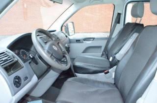 Volkswagen Transporter Double Cab 2.5 TDI 6