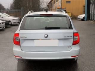 Skoda Superb 2.0 TDI 4x4 6