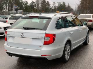 Skoda Superb 2.0 TDI 4x4 4