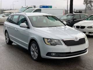 Skoda Superb 2.0 TDI 4x4 2