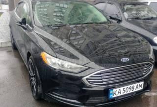 Ford Fusion Hybrid 2.0 5