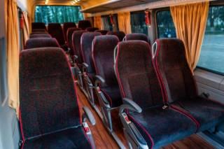 Чернівці - Залізний Порт Пасажирські перевезення 8