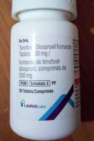 Тенофовир (Tenofovir) Дисопроксил Фумарат.