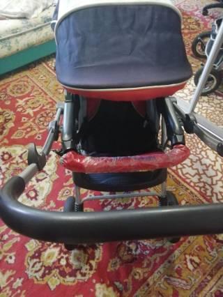 Продаю коляску для ребёнка б/у Пьер Карден 400 грн 6
