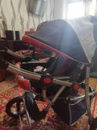 Продаю коляску для ребёнка б/у Пьер Карден 400 грн 3