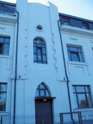 Квартира в доме клубного типа на Холодной Горе - День открытых дверей