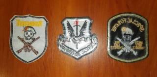 Нашивка (шеврон) US Army (США - USA) - Airborne, Special Forces 2