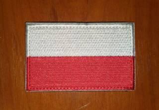 Нашивка (шеврон) - флаги стран мира (липучка) 5