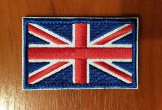 Нашивка (шеврон) - флаги стран мира (липучка) 6