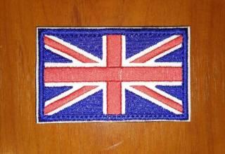 Нашивка (шеврон) - флаги стран мира (липучка) 7