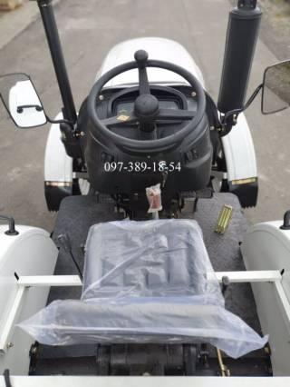 Мінітрактор 244DHX,2020,Минитрактор 4х4,Гідропідсилювач керма,трактор 8