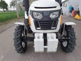 Мінітрактор 244DHX,2020,Минитрактор 4х4,Гідропідсилювач керма,трактор 4