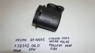 Расходомер Peugeot 307, 308, 407, 5008 1.6HDI.