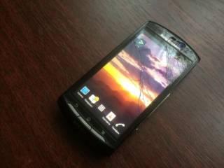 телефон Sony Ericsson Xperia neo V MT11i Blue
