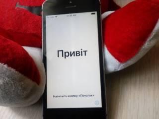 телефон айфон, iPhone 5s