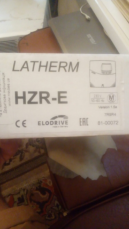 Meibes latherm hzr-e 2