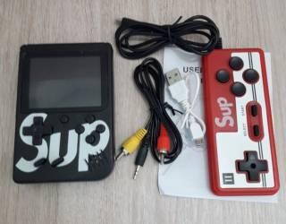 Портативная приставка SUP 400 игр Dendy с джойстиком