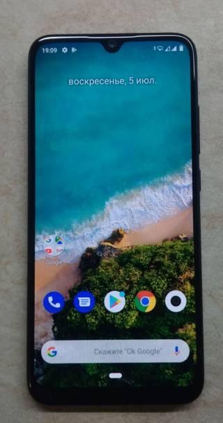 Смартфон Xiaomi MI A3 4/64