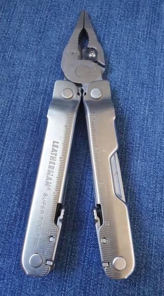 Мультитул Leatherman Super Tool 300 (аналог wave plus + charge surge) 9