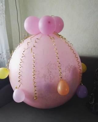 Гелиевые шарики, фигуры из шаров, Харьков 4