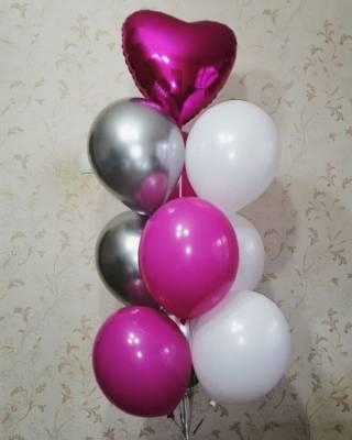 Гелиевые шарики, фигуры из шаров, Харьков 10