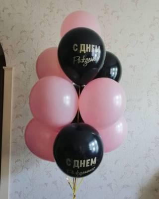 Гелиевые шарики, фигуры из шаров, Харьков 3