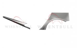 Кузовные пороги и арки для автомобилей Пежо 3