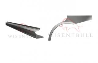 Кузовные пороги и арки для автомобилей Хонда
