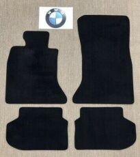 Ковры салона BMW - 5 Series, F10, F11, G32, E84 (Ворс) 106480-11 O.E.M