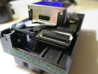 Печатающая головка принтера Epson F180040 2