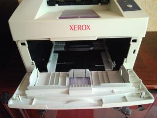 Лазерный принтер Xerox Phaser 3117 в рабочем состоянии 4