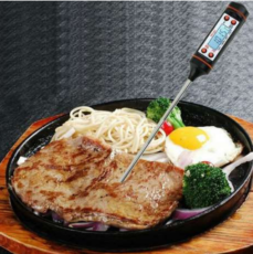 Електронний кулінарний харчовий термометр з щупом 2