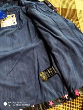 Куртка дождевик утепленная лупилу lupilu 4