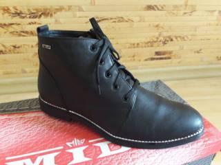 Ботинки кожаные MIDA 2