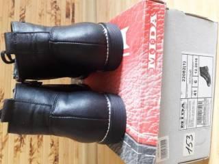 Ботинки кожаные MIDA 4